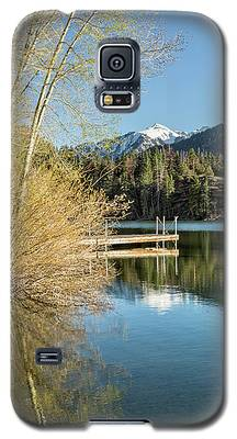 Ouray County Postcard Scene Galaxy S5 Case