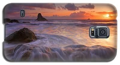 Beach Galaxy S5 Cases