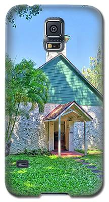 Palapala Ho'omau Congregational Church Galaxy S5 Case