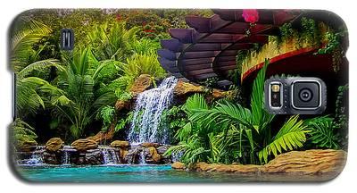 Paradise Galaxy S5 Case