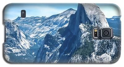 Peak Of Half Dome- Galaxy S5 Case