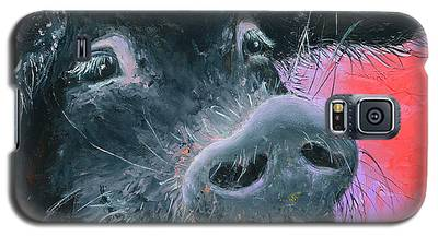 Percival The Black Pig Galaxy S5 Case