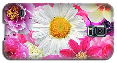 Peach Galaxy S5 Cases