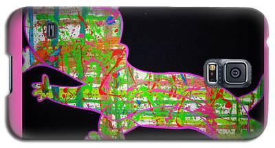 Plaid Galaxy S5 Case