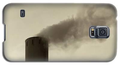 Pollution Galaxy S5 Case