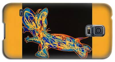Pop Art Galaxy S5 Case