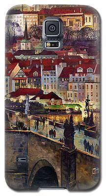 Castle Galaxy S5 Cases