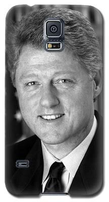 Bill Clinton Galaxy S5 Cases
