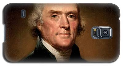 Thomas Jefferson Galaxy S5 Cases