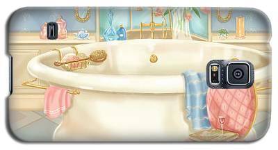 Pretty Bathrooms II Galaxy S5 Case