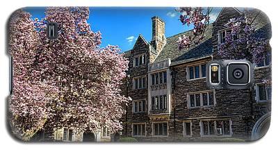 Princeton University Pyne Hall Courtyard Galaxy S5 Case