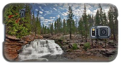 Provo River Falls Galaxy S5 Case