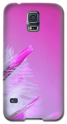 Ptilotus Macro Galaxy S5 Case