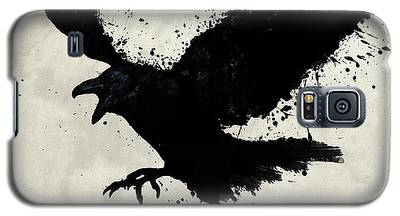 Raven Galaxy S5 Cases