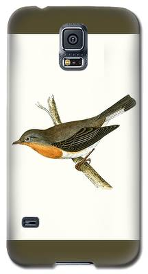 Flycatcher Galaxy S5 Cases