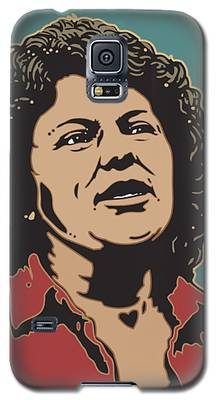 Remember Berta Caceres Galaxy S5 Case