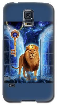 Revelation Gate Galaxy S5 Case