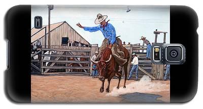 Ride 'em Cowboy Galaxy S5 Case