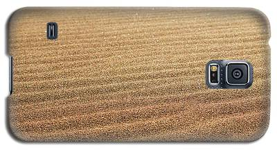Ripples In The Sand Galaxy S5 Case