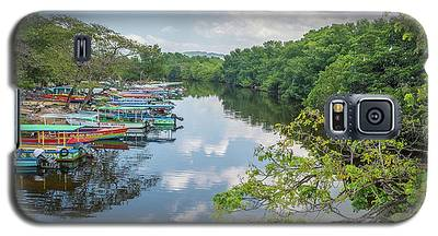 River Views In Negril, Jamaica Galaxy S5 Case