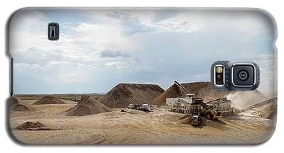 Rock Crushing 2 Galaxy S5 Case