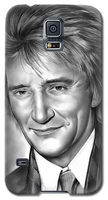 Rod Stewart Galaxy S5 Case