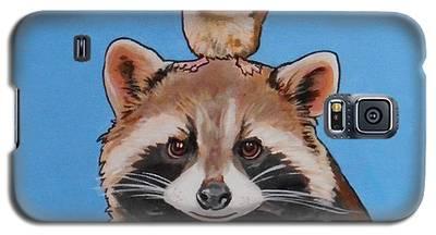 Rodney The Raccoon Galaxy S5 Case