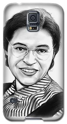 Rosa Parks Galaxy S5 Case
