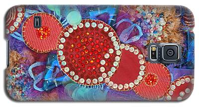 Ruby Slippers 1 Galaxy S5 Case