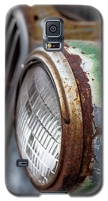Rusty Detail Galaxy S5 Case