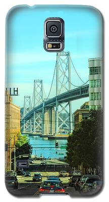 San Francisco Street Galaxy S5 Case