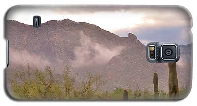 Santa Catalina Mountains II Galaxy S5 Case