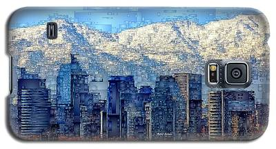 Santiago De Chile, Chile Galaxy S5 Case