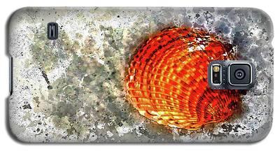 Seashell Art  Galaxy S5 Case