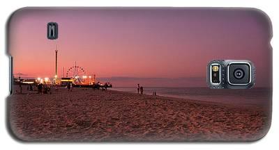 Seaside Park I - Jersey Shore Galaxy S5 Case
