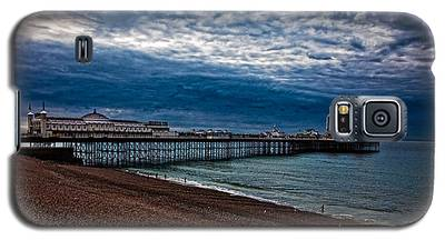 Seven Am On Brighton Seafront Galaxy S5 Case