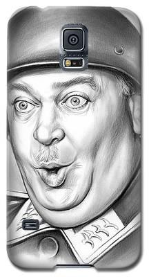 Sgt Schultz Galaxy S5 Case