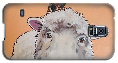 Shelley The Sheep Galaxy S5 Case