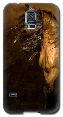 Shikoba Choctaw Horse Galaxy S5 Case