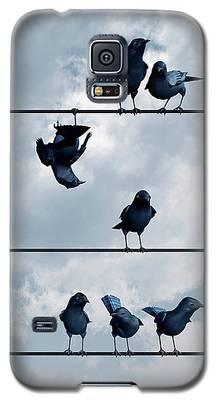 Blackbird Galaxy S5 Cases