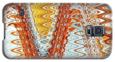 Sizzle Rock Galaxy S5 Case