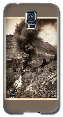 Slow Uphill Climb  Galaxy S5 Case