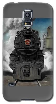 Train Galaxy S5 Cases