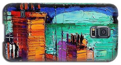 Impressionism Galaxy S5 Cases