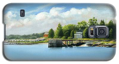 Southport Harbor Galaxy S5 Case