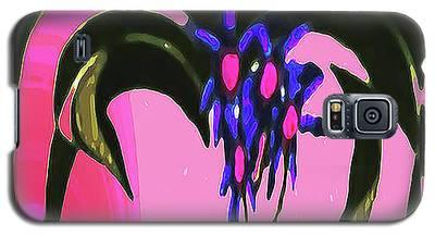 Spider Flower Galaxy S5 Case