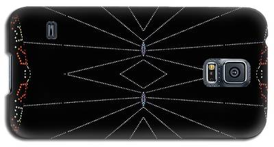 Spider Webs Galaxy S5 Case