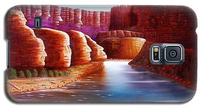 Spirits Of The River Galaxy S5 Case