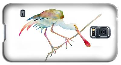 Spoonbill Galaxy S5 Cases