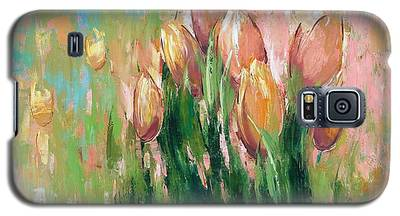 Tulips Galaxy S5 Cases